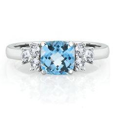 December Birthstone Ring
