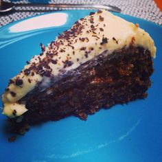 How to Banana Chocolate Cake With Frosting
