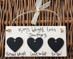Cream Weight Loss Plaque ¦ Track your lbs lost