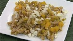 Farro Pasta with Pumpkin Sauce
