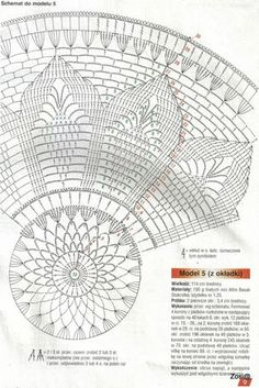 "Photo from album ""Robotki Reczne Extra on Yandex. Crochet Doily Diagram, Crochet Pillow Pattern, Crochet Doily Patterns, Crochet Mandala, Mandala Pattern, Thread Crochet, Crochet Doilies, Paper Embroidery, Point Lace"