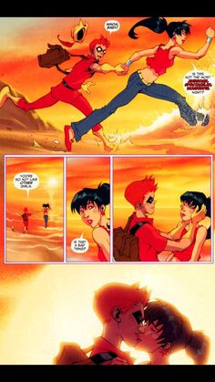 Speedy - Teen Titans Year One (Best I could find) Dc Comics Series, Roy Harper, Kissy Face, Wally West, Kid Flash, New Teen, Red Arrow, Teen Titans Go, Young Justice