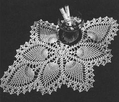 Crochet Patterns: Pineapples - Free Crochet Patterns