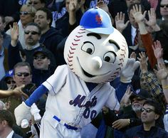 """(STL.News) Mascot Mr. Met could have used my advice a couple days ago.    The New York Mets' mascot, who flashed his """"middle"""" finger at a fan, violated a code of conduct Wednesday night.    Take it from me, a former Michigan State mascot. I was one o..."""