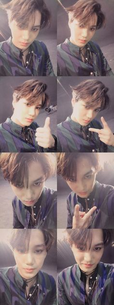 Kai - 161003 Official EXO-L website update Chanyeol, Exo Kai, Kyungsoo, 2ne1, Got7, Exo Dancing King, Rapper, 5 Years With Exo, Culture Pop