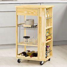 carrello-da-cucina-per-tagliere-e-servire-h5637   Carrelli da cucina ...