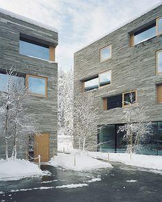 domenig architekten / laax