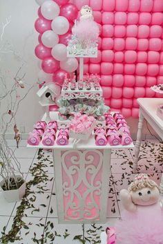 Bianca`s 3 years princess party | CatchMyParty.com @EstellaSeraphim