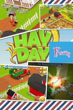 Hay day good game