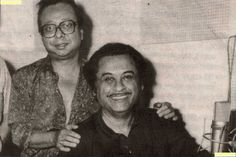 Among the several veteran music directors who have graced the Indian film industry over the years, R D Burman, fondly called Pancham da, would have turned 76 today, had he been alive. Old Bollywood Movies, Vintage Bollywood, Rahul Dev Burman, R D Burman, Kishore Kumar Songs, Lata Mangeshkar, Legendary Singers, Indian Music, Romantic Mood
