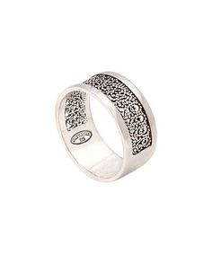 Ottoman Silver Collection Sterling Silver Filigree Band by Ottoman Silver Collection #zulily #zulilyfinds