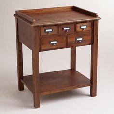 #worldmarket.com          #table                    #Natural #5-Drawer #Preston #Table                  Natural 5-Drawer Preston Table                                                http://www.seapai.com/product.aspx?PID=71777