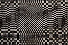 Image result for 19th century american overshot coverlets