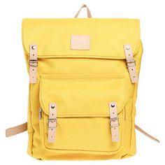 Rider Backpack Yellow