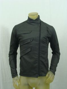 Sidewinder Jacket- Fully lined