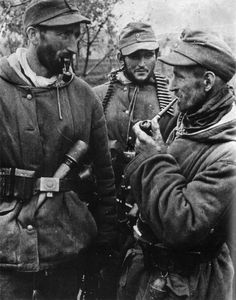 Gebirgsjäger Division - Nikopol, Ukraine - December 1943