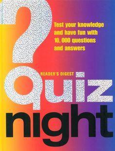 Quiz night invitation template google search sps trivia night how to organize a trivia quiz fundraiser night stopboris Gallery