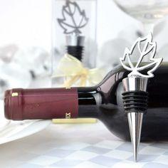 Dop sticla cu design in forma de frunza Barware, Cards, Design, Bar Accessories, Design Comics, Maps