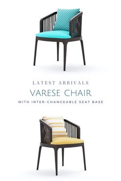 Something new for summer! Latest arrivals to the Largo Collection. Beautifully handcrafted spindle detail Largo Collection welcomed an updated design of the dining chair perfect for summer alfresco dining. Get in touch with our expert team to make your outdoor setting truly exceptional - enquiries@cocowolf.co.uk Outdoor Armchair, Outdoor Dining Chairs, Outdoor Furniture, Outdoor Decor, Contemporary Chairs, Elegant Dining, Outdoor Settings, Furniture Collection, Innovation Design