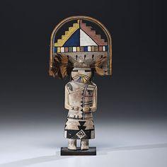 Hopi Polik Mana Katsina (4/12/2012 - American Indian Art)