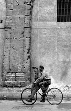 Palermo (1962), Sicily, Italy | Enzo Sellerio - Photography