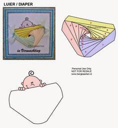 Irisvouwen: Diaper