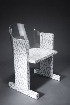 Teodora Chair by Ettore Sottsass.