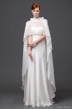 Alberta Ferretti gown 2015.