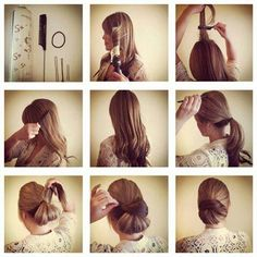 bun more hairstyles etc hairstyle ideas hairstyle tutorials hair ...
