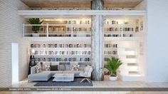 white-wooden-bookshelves-with-double-slots-made-combined-with-floating-shelves-top.jpeg 1 200×675 pixelů