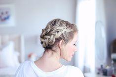 DIY Easy Crown Braid | Cute Girls Hairstyles