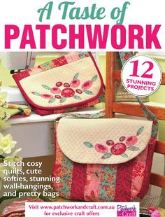 A Taste of Patchwork by Eldon..