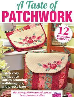 A Taste of Patchwork by Eldon..