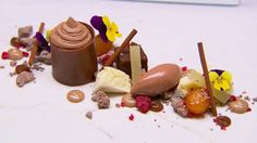 Ep 13: ZEUS - 8 tastes of chocolate receipe - from Masterchef All Stars