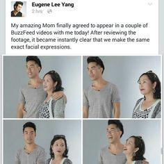 Eugene Lee Yang // Buzzfeed