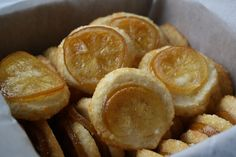 Candied Lemon Cookies