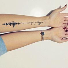 Ovunque proteggi. #MyNewTattoo #tattoo #tree #VinicioCapossela #OvunqueProteggi #TreeTattoo #Ink #love #Family #MyDadAlwaysBeNearMe