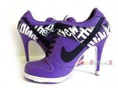 22 Best dunk heels images | Nike high heels, Nike heels
