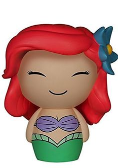 Funko - Figurine Disney - Ariel Little Mermaid Dorbz 8cm -