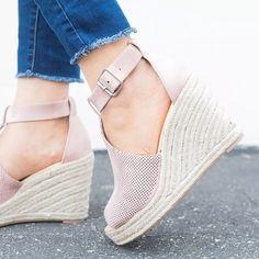 0d834f4f9ae7 Shoes - Plus Size Summer Women Wedge Heels Peep Toe Sandal – Kaaum Plus  Size Summer