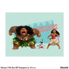 Moana | We Are All Voyagers