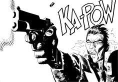 "spaceshiprocket: "" Torpedo 1936 by Jordi Bernet "" Bd Art, Shadow Drawing, Jordi Bernet, Graphic Novel Art, Ink Illustrations, Comic Artist, Comic Books Art, Drawing Reference, Manga Art"