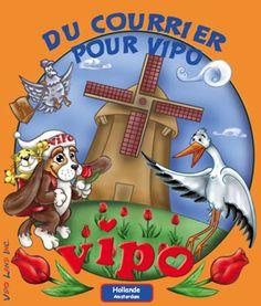 Booklet 8:  Du courrier pour VIPO