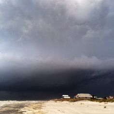 """""""Fall and the Beauty of it All"""" - My Forgotten Coast Photo Contest 2013  https://www.facebook.com/MyForgottenCoast  Location: Cape San Blas   Even a rainy day at the Cape is lovely 11/1/2013  Photo Credit: Lynde Capogreco   Amateur Division"""