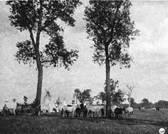 This photograph shows a portion of the camp at the 1914 Fort Berthold Fair near Elbowoods. This image is from Set Fort Berthold Indian Affair Historical Society, American Indians, American Art, Native Americans, Affair, Photograph, Action, Painting, Outdoor