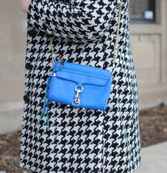 Rebecca Minkoff Mini Mac | Today on the blog --- see the whole look here | {LATEST WRINKLE} #FBloggers #OOTD #plussize #bags #style