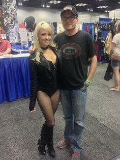 Raychul Moore : Comic Con