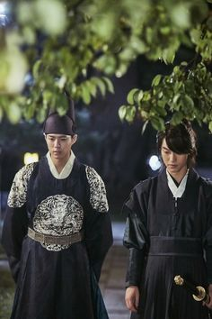 Park Bo Gum and Kwak Dong Yeon starring in Moonlight Drawn By Clouds Young Park, Lee Young, Love In The Moonlight Kdrama, Kim You Jung, Park Bogum, Kwak Dong Yeon, Moonlight Drawn By Clouds, Kbs Drama, Hallyu Star