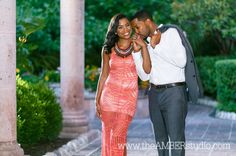 black-wedding-photographer-dallas-texas-engagement-photos-amber-knowles-studio-fort-worth-botanical-gardens-red-dress-suit-african-american-couple-cc0015