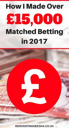 How to make 1000 a month from Home. Matched Betting has been around for years and is an easy way to make money from home.I made Matched Betting last year all from the comfort of my own home and I'm showing you how to do it too. Earn Money Online, Make Money Blogging, Make Money From Home, Way To Make Money, Saving Money, Matched Betting, Finance Blog, Best Blogs, Blogging For Beginners